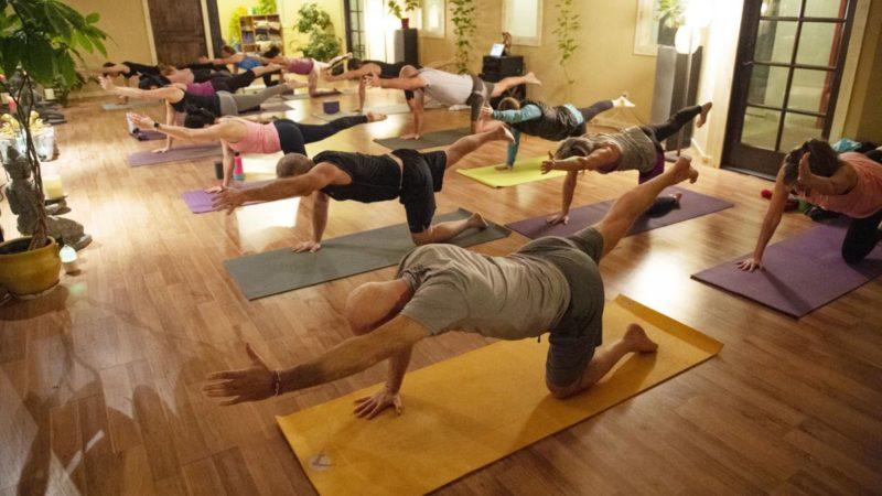 Yoga For Hip Bursitis