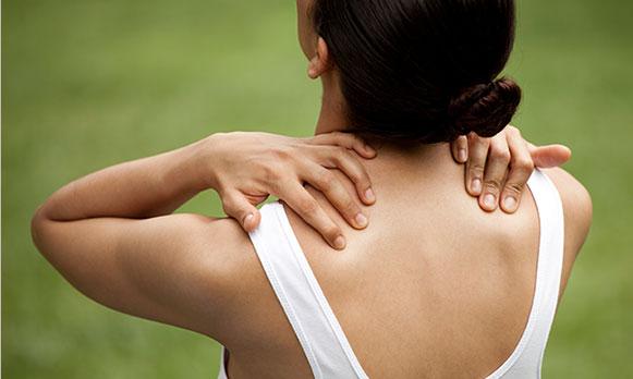 "Yoga as an antidote for ""tech neck"""